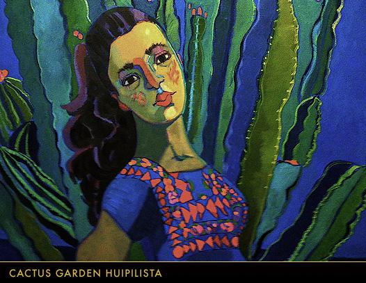 Cactus Garden Huipilista