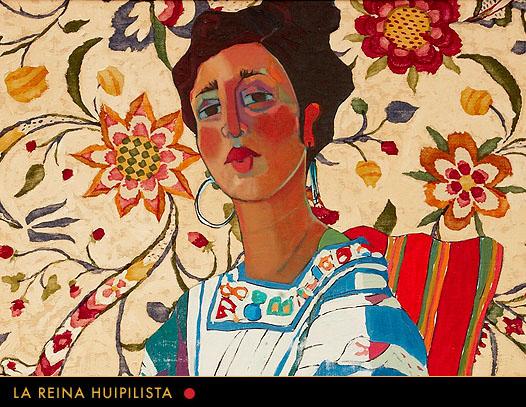 La Reina Huipilista