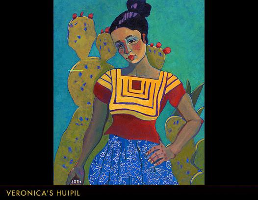 Veronica's Huipil