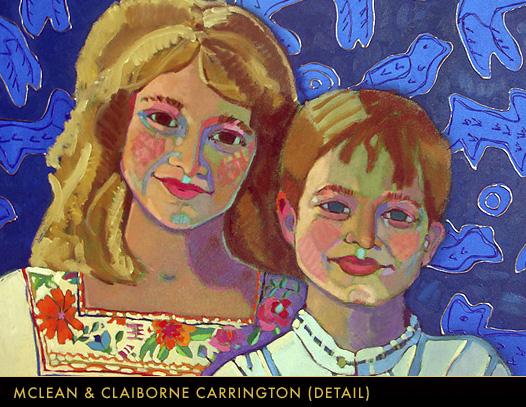 McLEAN & CLAIBORNE CARRINGTON (Detail)