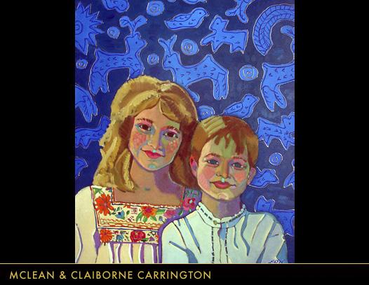 McLEAN & CLAIBORNE CARRINGTON